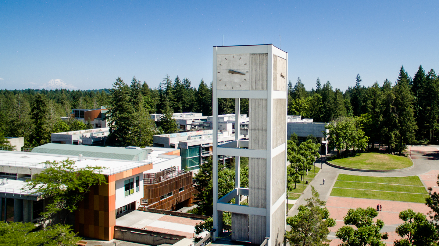 The Evergreen State >> The Evergreen State College Colleges That Change Lives