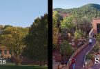 Views of both St. John's Annapolis and Sante Fe campuses