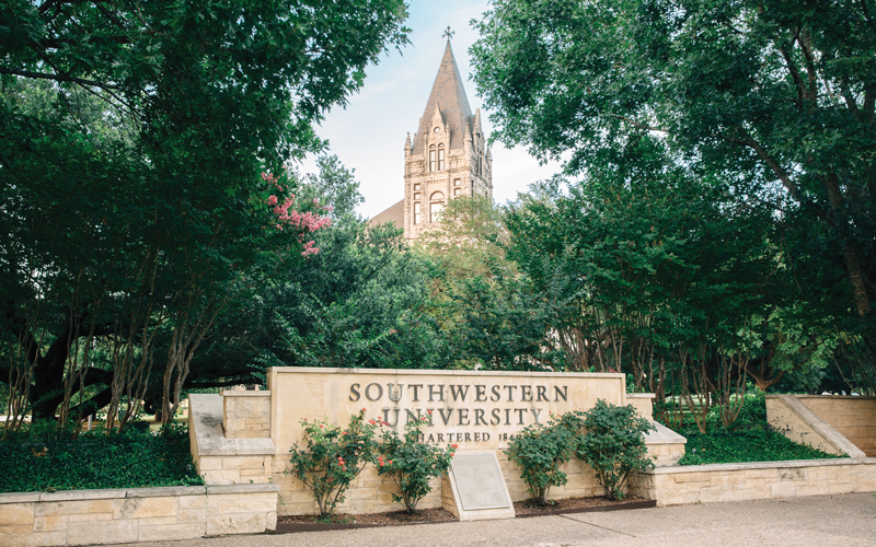 Image result for southwestern university