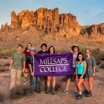 Millsaps students participate in field work across the country and around the world
