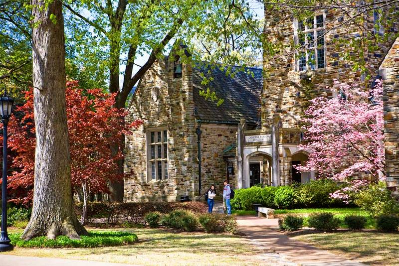 Rhodes College Colleges That Change Lives