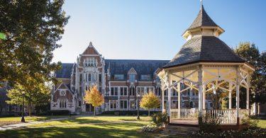 the Agnes Scott College campus