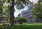 Clark University campus image
