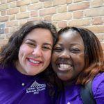 Millsaps is a great place to make lifelong friends!