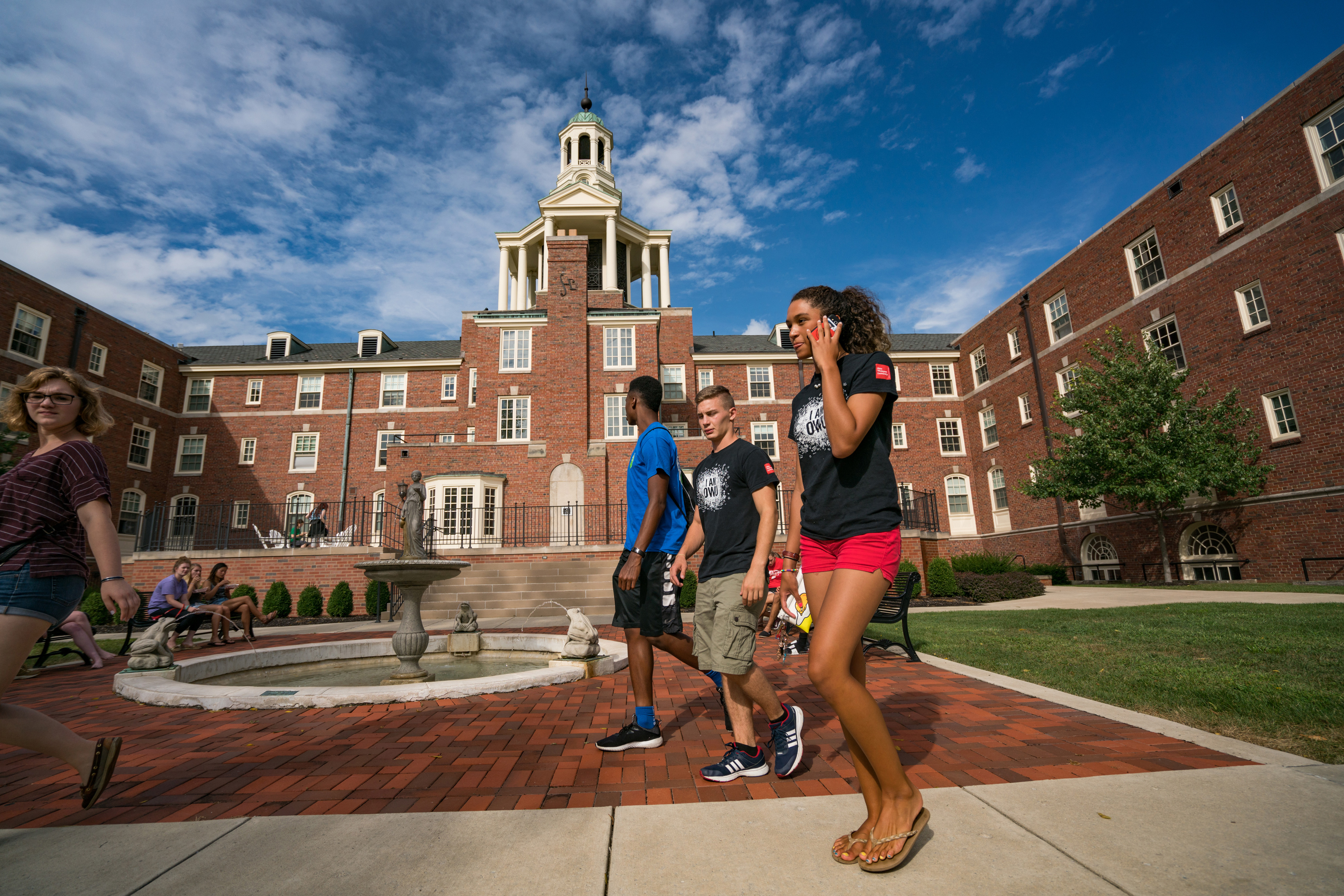Ohio Wesleyan University Colleges That Change Lives