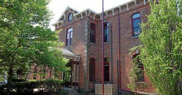 Kingston Library in Kingston, NY