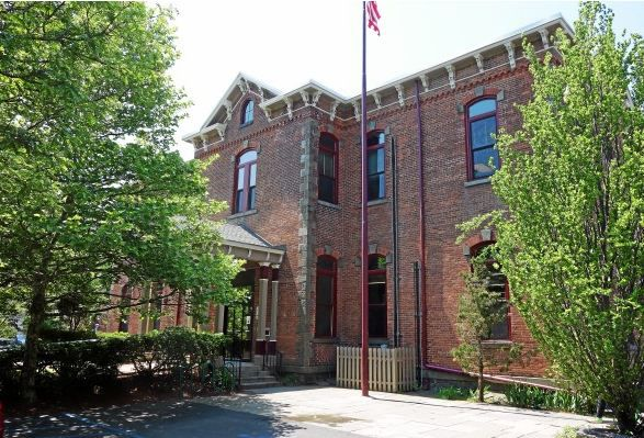 Kingston Library in Kingston, NY