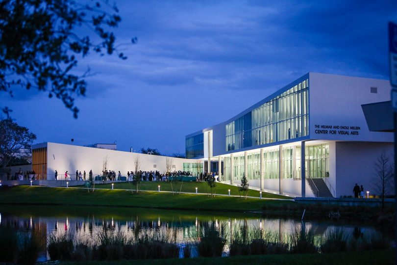 Eckerd College's Nielson Center for Visual Arts