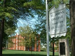 St. John's College was founded in 1696.