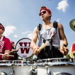 Wabash drumline