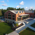 the Bultman Student Center on Hope College campus