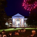 The annual Fireworks took place on May 24, 2014 over Crounse Hall as part of commencement weekend. Centre College's Commencement ceremony took place on May 25, 2014. 325 students took part in the graduation, the largest graduating class in Centre College's history.
