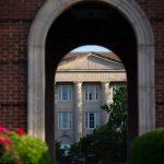 Birmingham Southern College archway