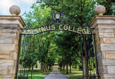 The Eger Gateway to Ursinus College