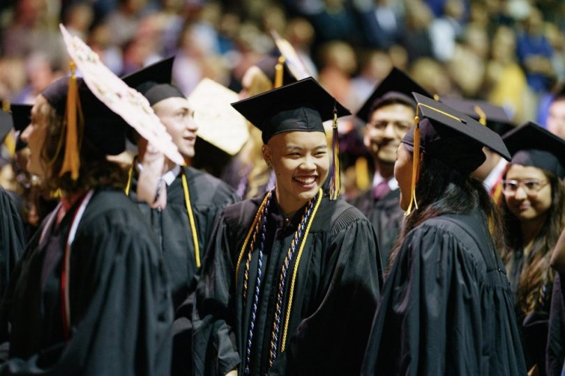 Southwestern University graduation photos 2019
